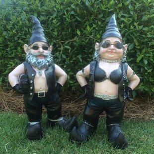 Garden Gnomes You'll | Wayfair on