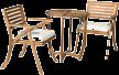 Petit mobilier de patio espaces