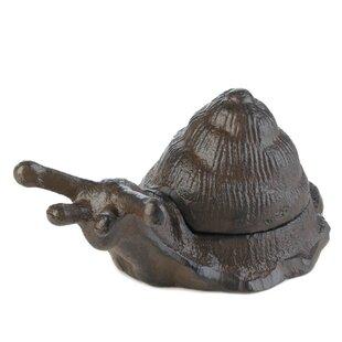 Zingz & Thingz Garden Snail Hide-a-Key