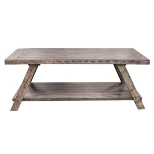 Asbury Coffee Table by Gracie Oaks