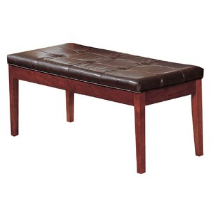 Nader Upholstered Bench by Red Barrel Stu..