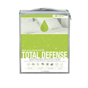 Total Defense Hypoallergenic Waterproof Mattress Protector