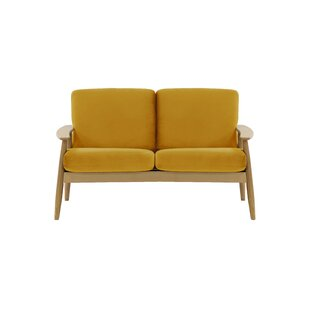 Treyton 2 Seater Loveseat By Isabelline
