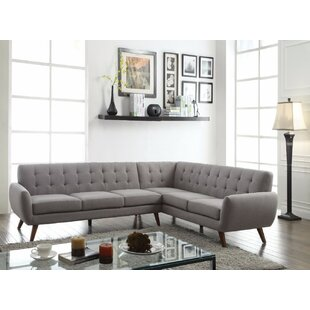 Wrought Studio Kyzer Sectional