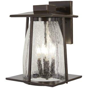 Shop For Helmick 4-Light Outdoor Wall Lantern By Alcott Hill