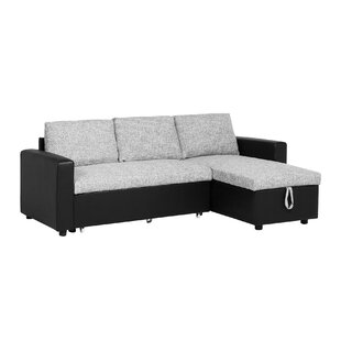 Hornell Sleeper Sectional by Ebern Designs Modern