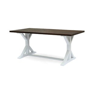 Hobby Traditional Solid Wood Dining Table