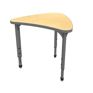 Apex Series Manufactured Wood Adjustable Height Collaborative Desk by Marco Group Inc