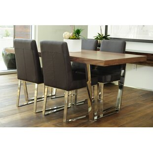 Mariscal 5 Piece Dining Set Wade Logan