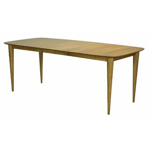 Couey Extendable Solid Wood Dining Table ..