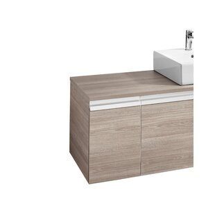 Heima 30 X 49cm Wall Mounted Cabinet By Roca