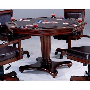 Kestell Poker Table | Wayfair