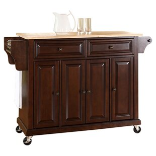Wampler Kitchen Cart