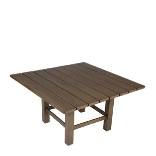 Augusta Woodlands Square Coffee Table by Woodard Great price