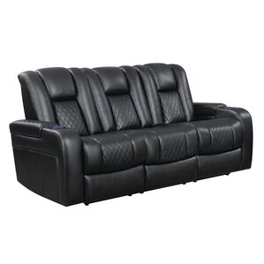 Bela Reclining Power Motion Sofa by Latitude..