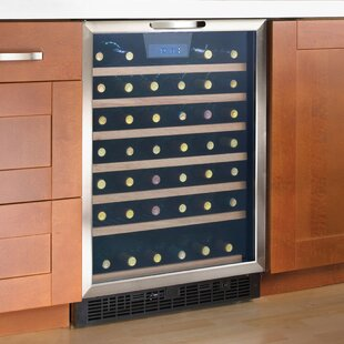 50 Bottle Single Zone Convertible Wine Cooler
