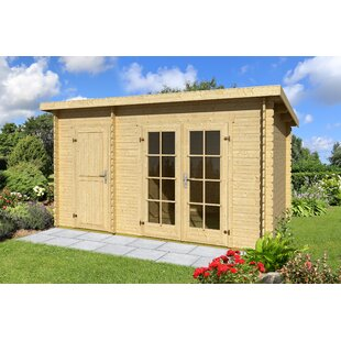 Belmont 14 X 9 Ft. Summer House By Sol 72 Outdoor