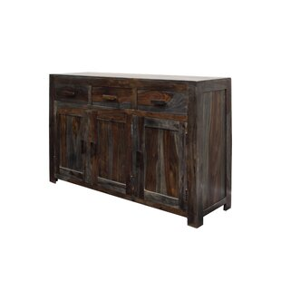 Marietta 3 Doors, 3 Drawers Sideboard Loon Peak