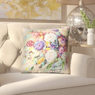 Mittler Cotton Throw Pillow