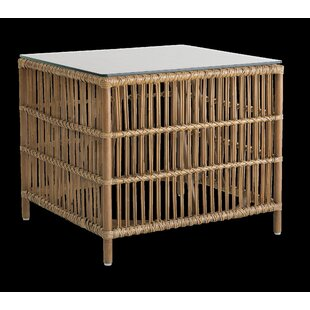 Donatello Rattan Side Table