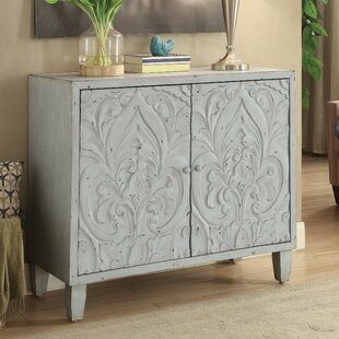 Englert Well Made 2 Door Accent Cabinet by Bungalow Rose
