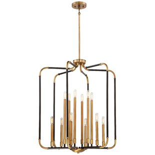 Jairo 12-Light Lantern Pendant by Langley..