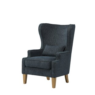 Review Deonte Wingback Chair