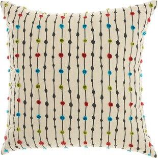 Millbourne Cotton Throw Pillow