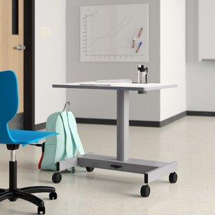 Pneumatic Short Version Standing Desk