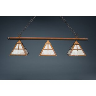 Affordable Pendant 3-Light Outdoor Pendant By Northeast Lantern