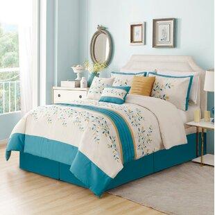 Apeton 7 Piece Comforter Set by August Grove