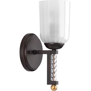 Mercer41 Jamar 1-Light Bath Sconce