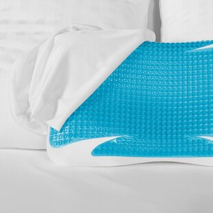 GelMax Contour Memory Foam Standard Pillow by Alwyn Home Savings