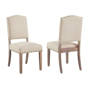 Penniman Upholstered Dining Chair (Set of 2) by One Allium Way