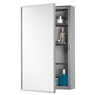 Read Reviews 16 x 26 Surface Mount Medicine Cabinet By Jensen