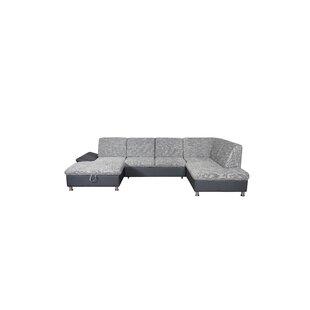 Thrash Reversible Corner Sofa Bed By 17 Stories