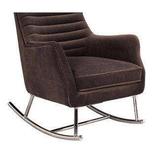 Everly Quinn Corda Rocking Chair