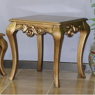 Lynwood End Table by Astoria Grand