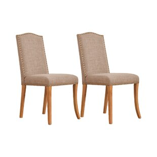 Parramore Upholstered Dining Chair (Set Of 2) By ClassicLiving
