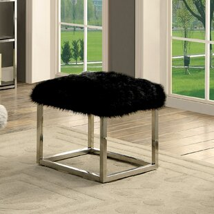 Everly Quinn Agrippa Vanity Stool