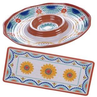 Fullilove 2 Piece Platter Set