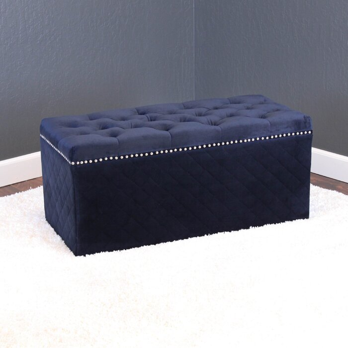 Astounding Westbrooks Tufted Ottoman Caraccident5 Cool Chair Designs And Ideas Caraccident5Info