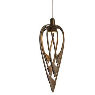 Hubbardton Forge Amulet 1-Light Pendant