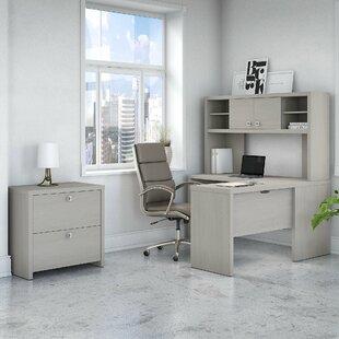 Echo 3 Piece L-Shaped Desk Set..