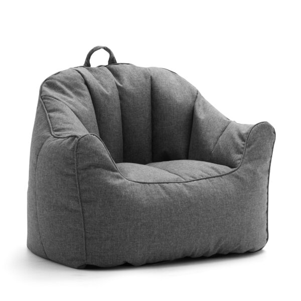 Comfort Research Big Joe Lux Hug Bean Bag Chair | Wayfair