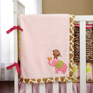 Affordable Jungle Blanket By Carter's®