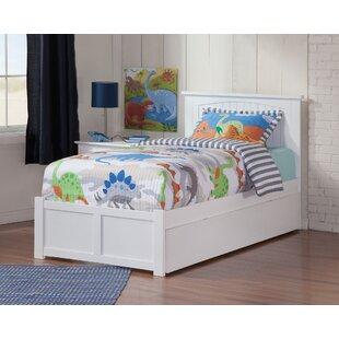Beachcrest Home Graham Platform Bed