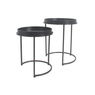 Seddon 2 Piece Nesting Tables by Ivy Bronx