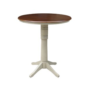 Gilbertsville Round Pub Table Charlton Home