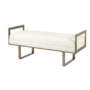 Terrific Martha Stewart Daphne Upholstered Bench Ncnpc Chair Design For Home Ncnpcorg